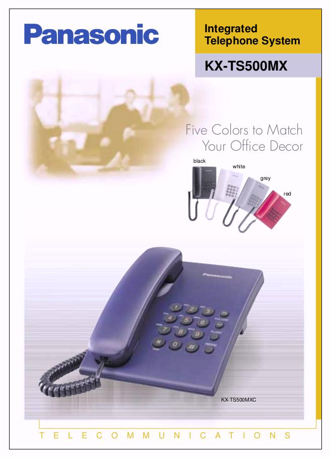 panasonic model kx tgda20c manual