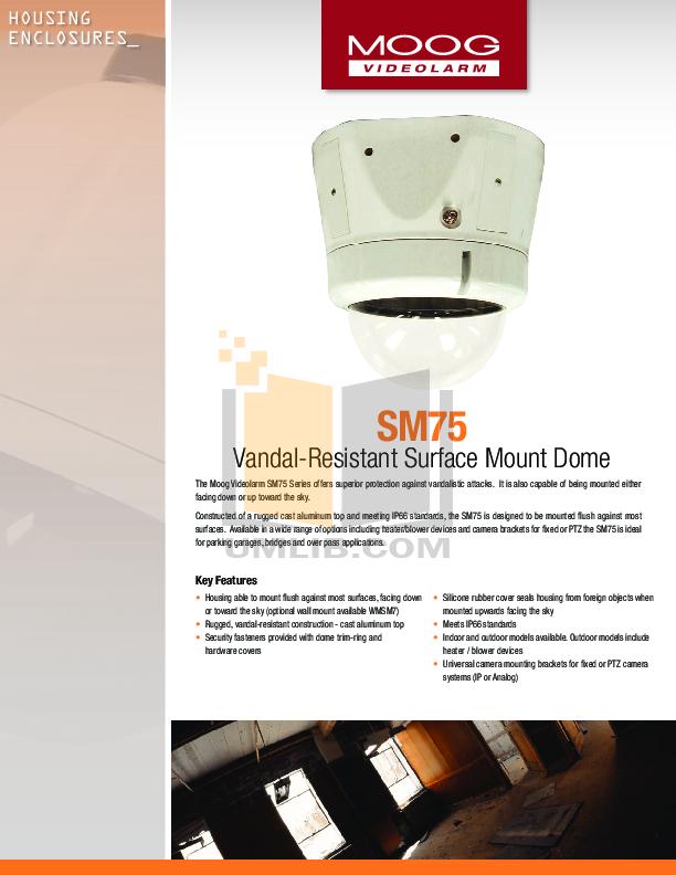 pdf for Elmo Security Camera PTC-400C manual