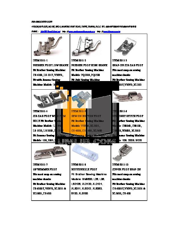 xr 37 sewing machine