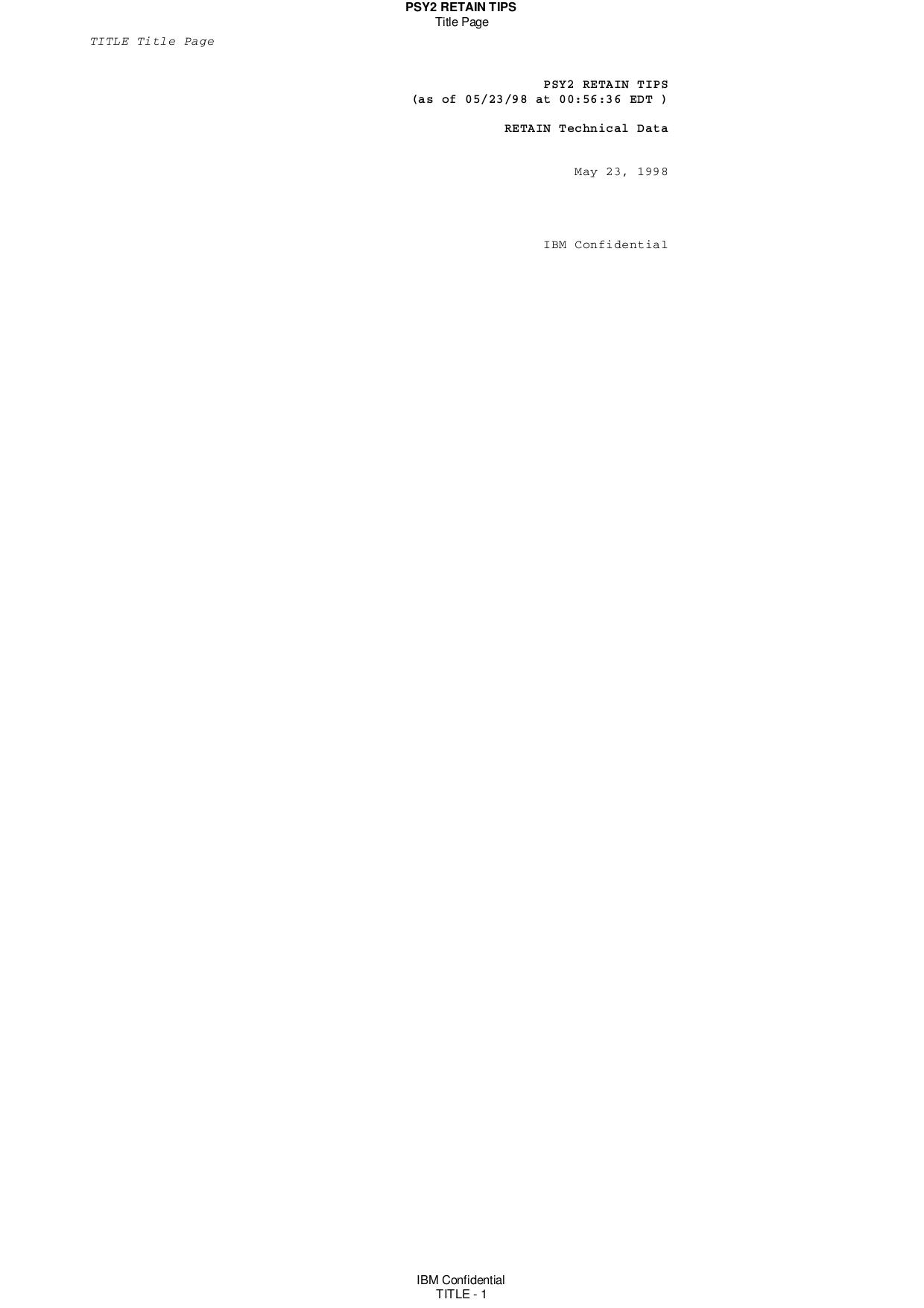 pdf for IBM Laptop ThinkPad 765L manual