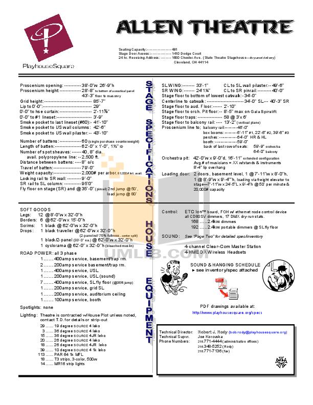 pdf for Eaw Speaker System KF300e manual