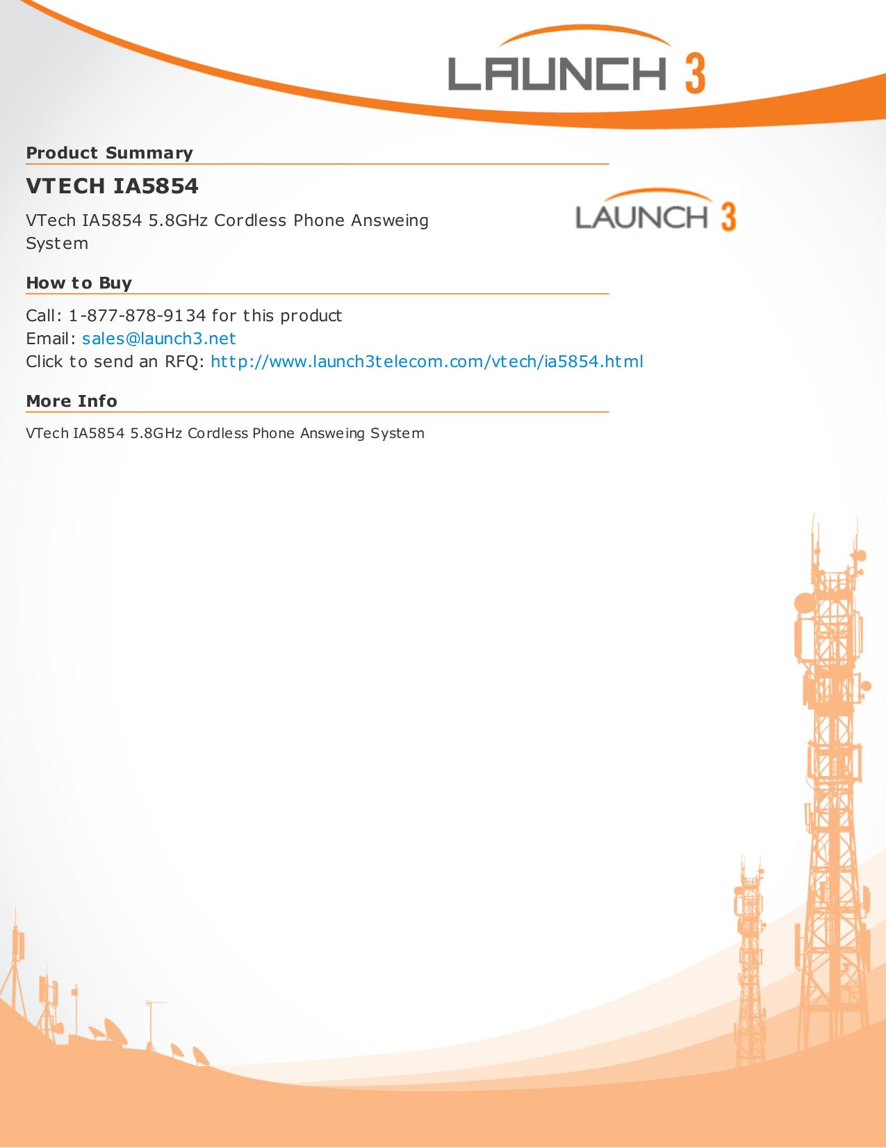 download free pdf for vtech ia5854 telephone manual rh umlib com vtech ia5854 user manual VTech My Laptop