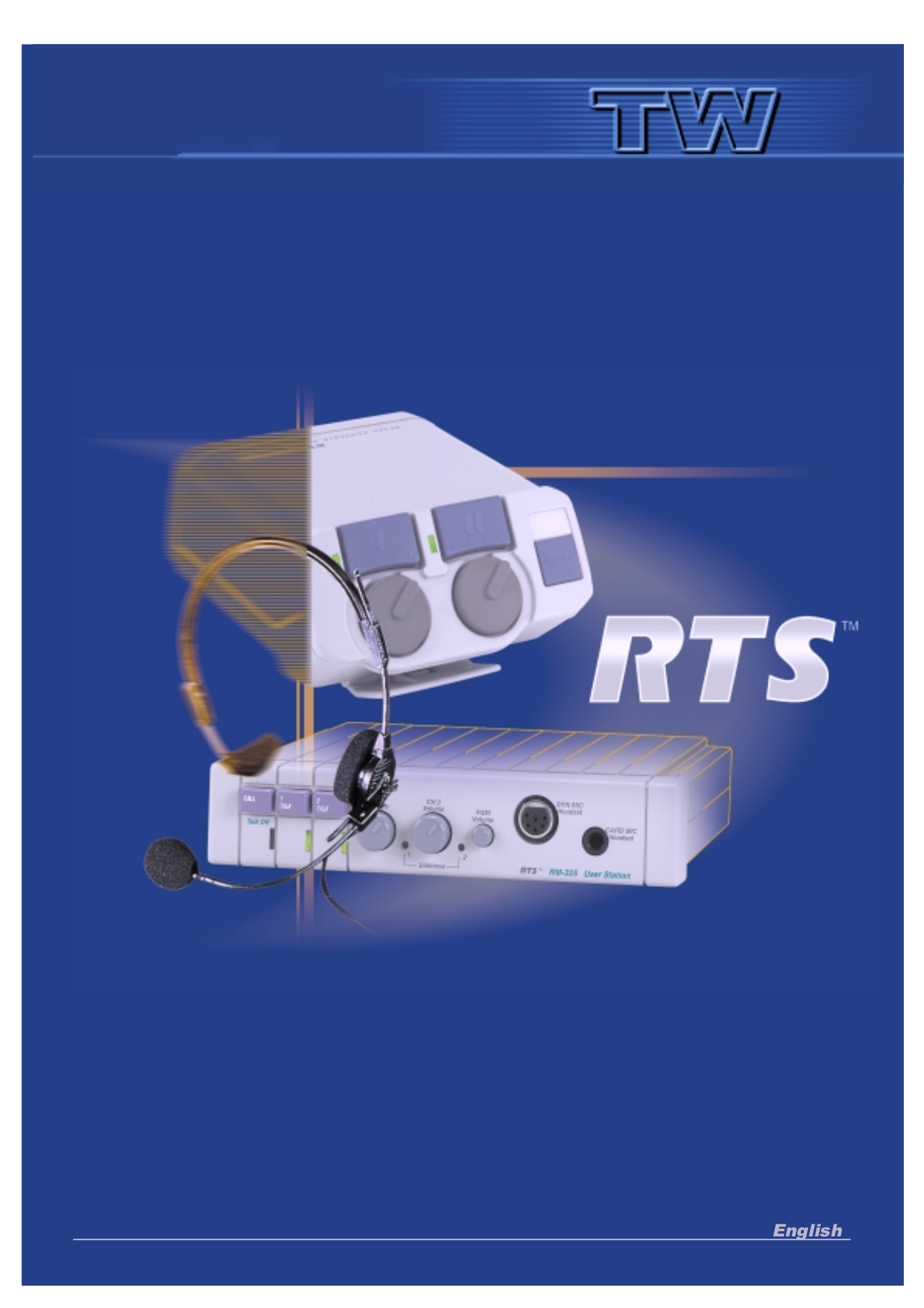 pdf for Telex Other SPK300L IntercomSystem manual