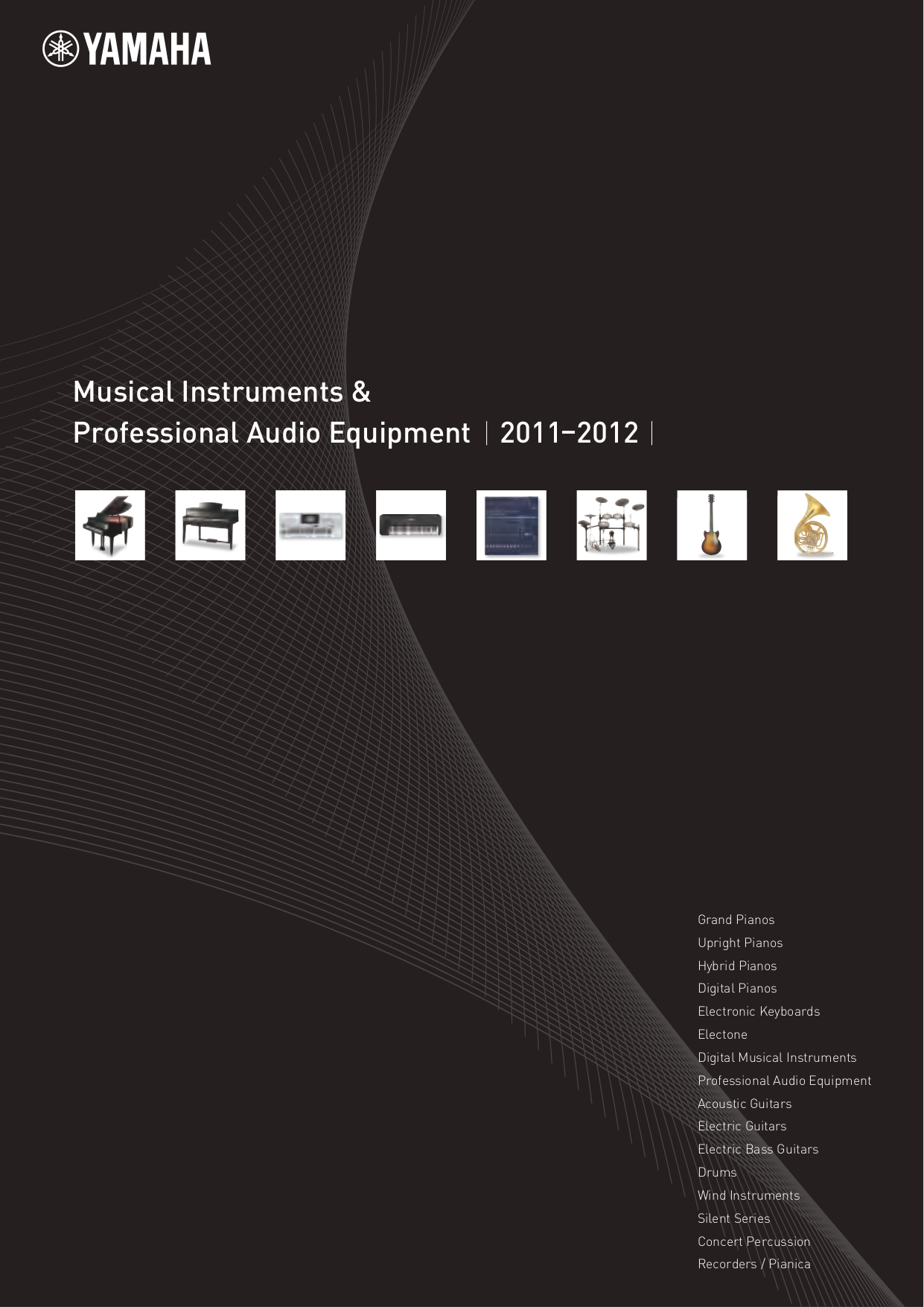 pdf for Yamaha Guitar FGX720SCA manual