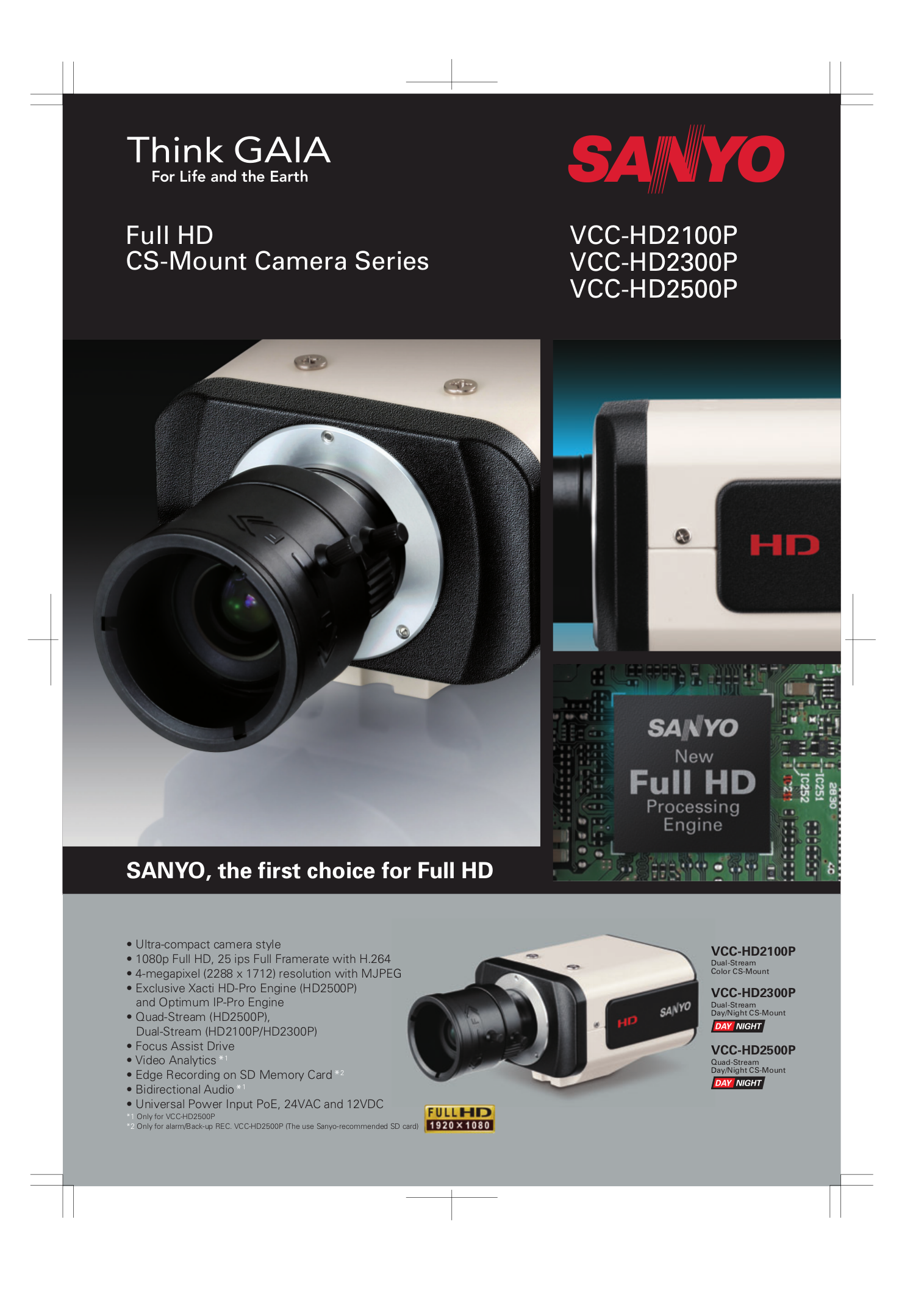 pdf for sanyo security camera vcc hd2500 manual ...