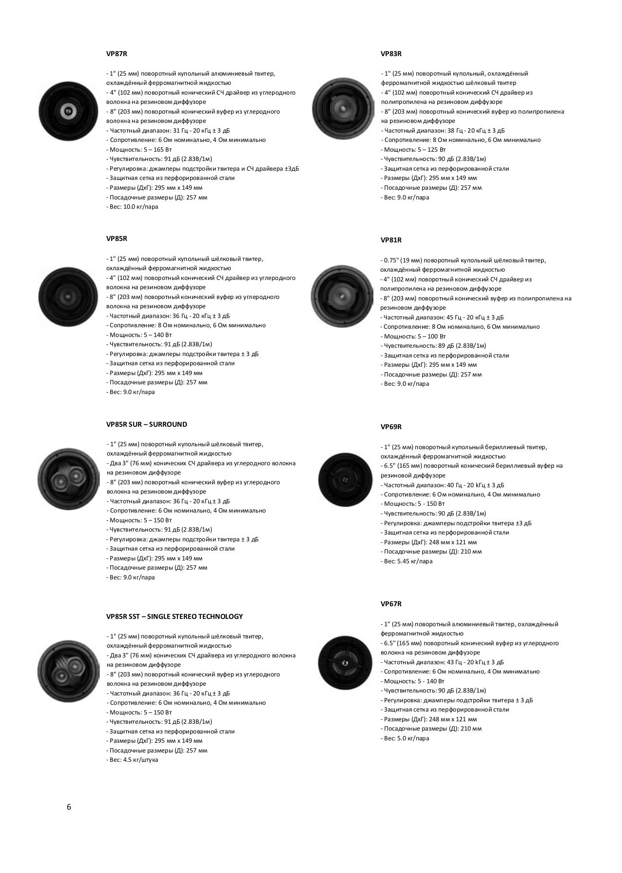 pdf manual for sonance speaker visual performance vp45r rh umlib com