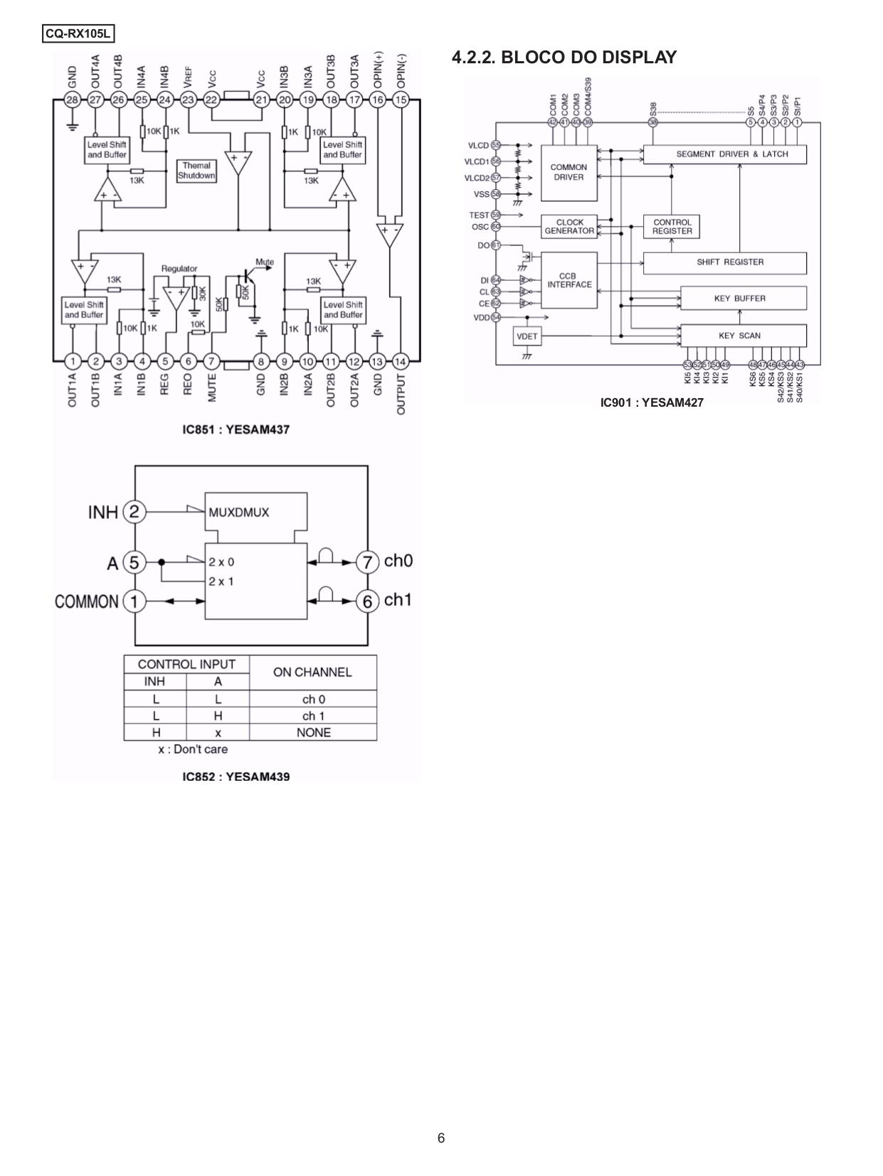 Groß Panasonic Cq Rx100u Schaltplan Fotos - Elektrische Schaltplan ...