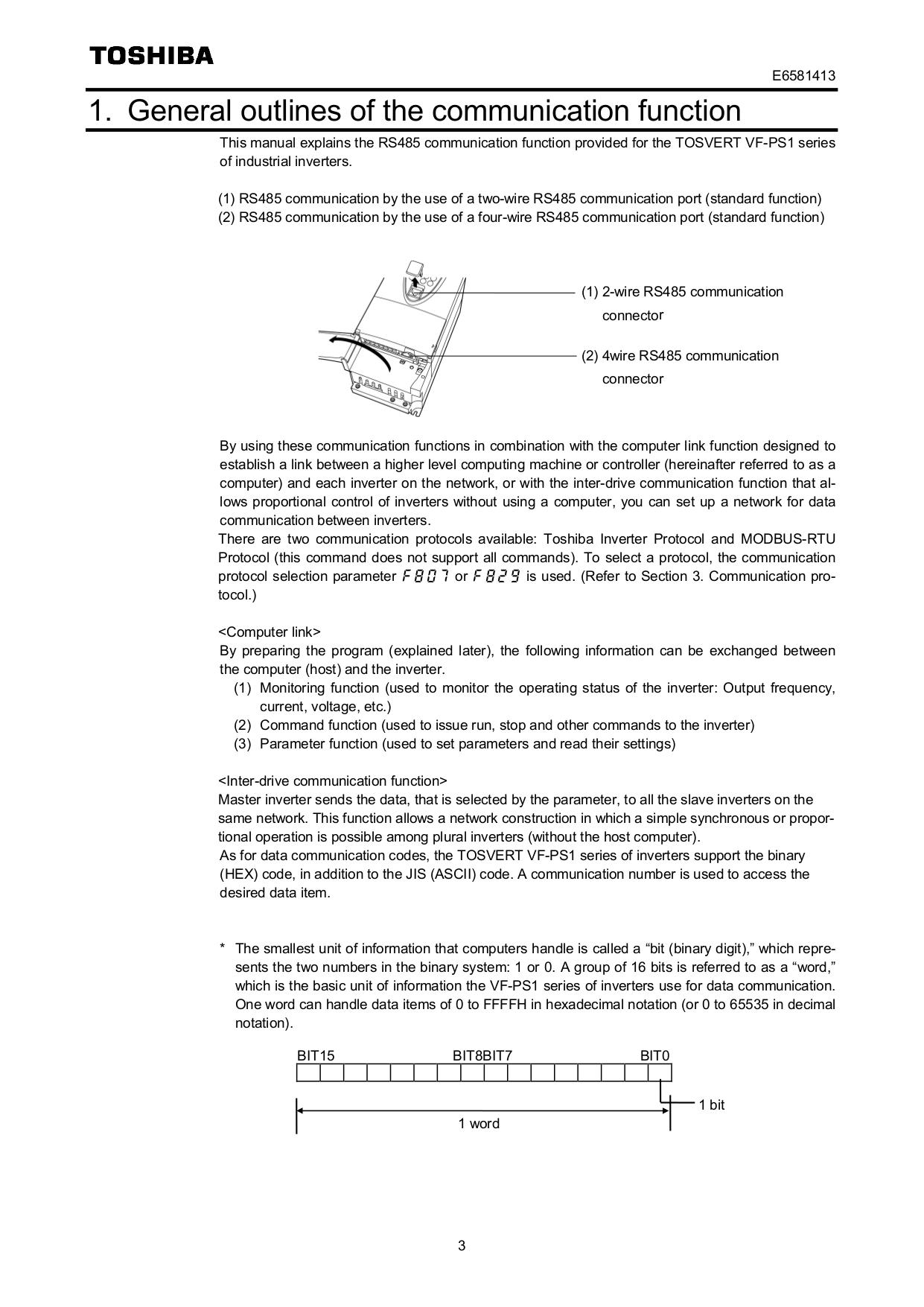 toshiba vf ps1 manual
