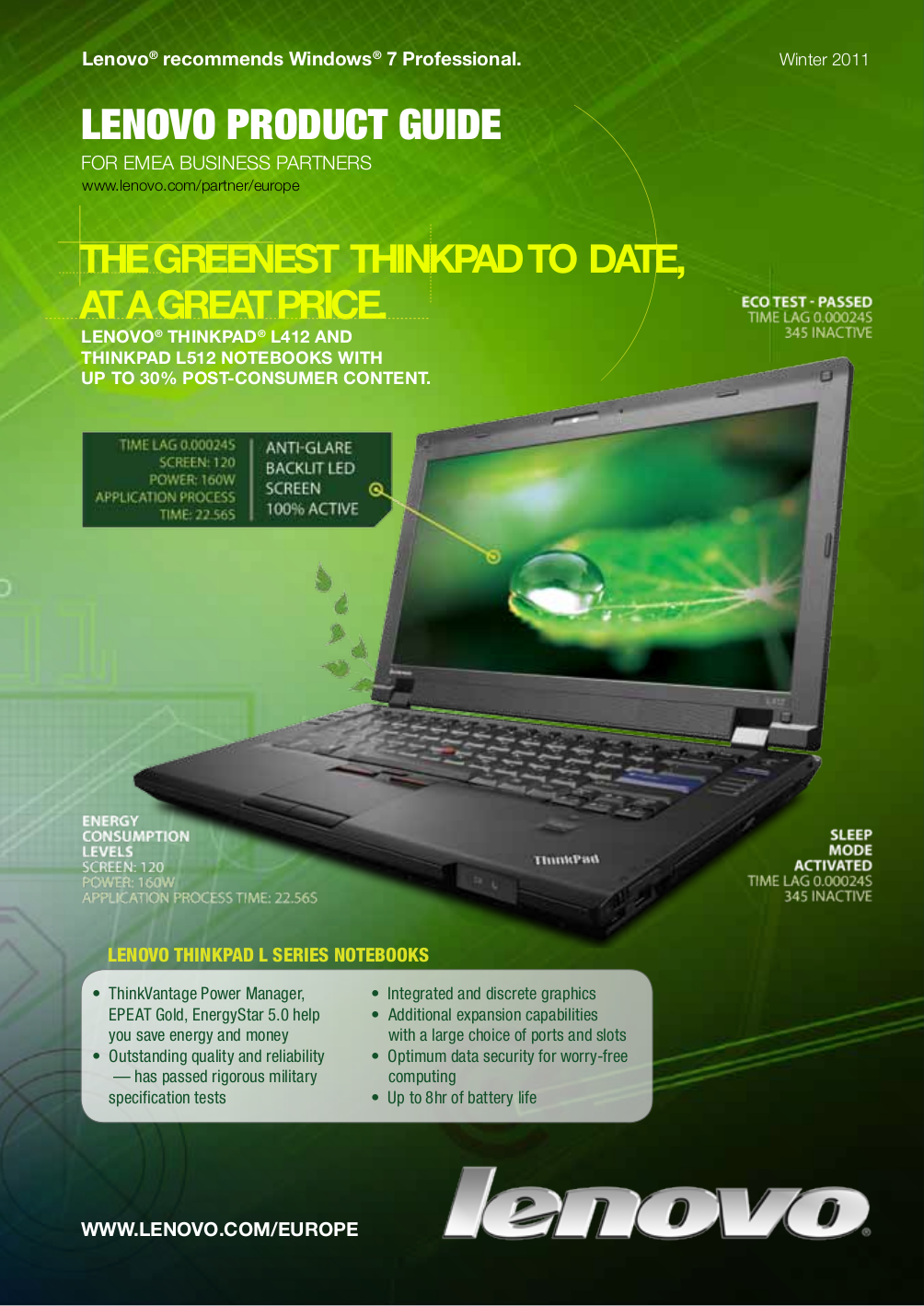 pdf for Lenovo Desktop ThinkCentre M58p 4084 manual
