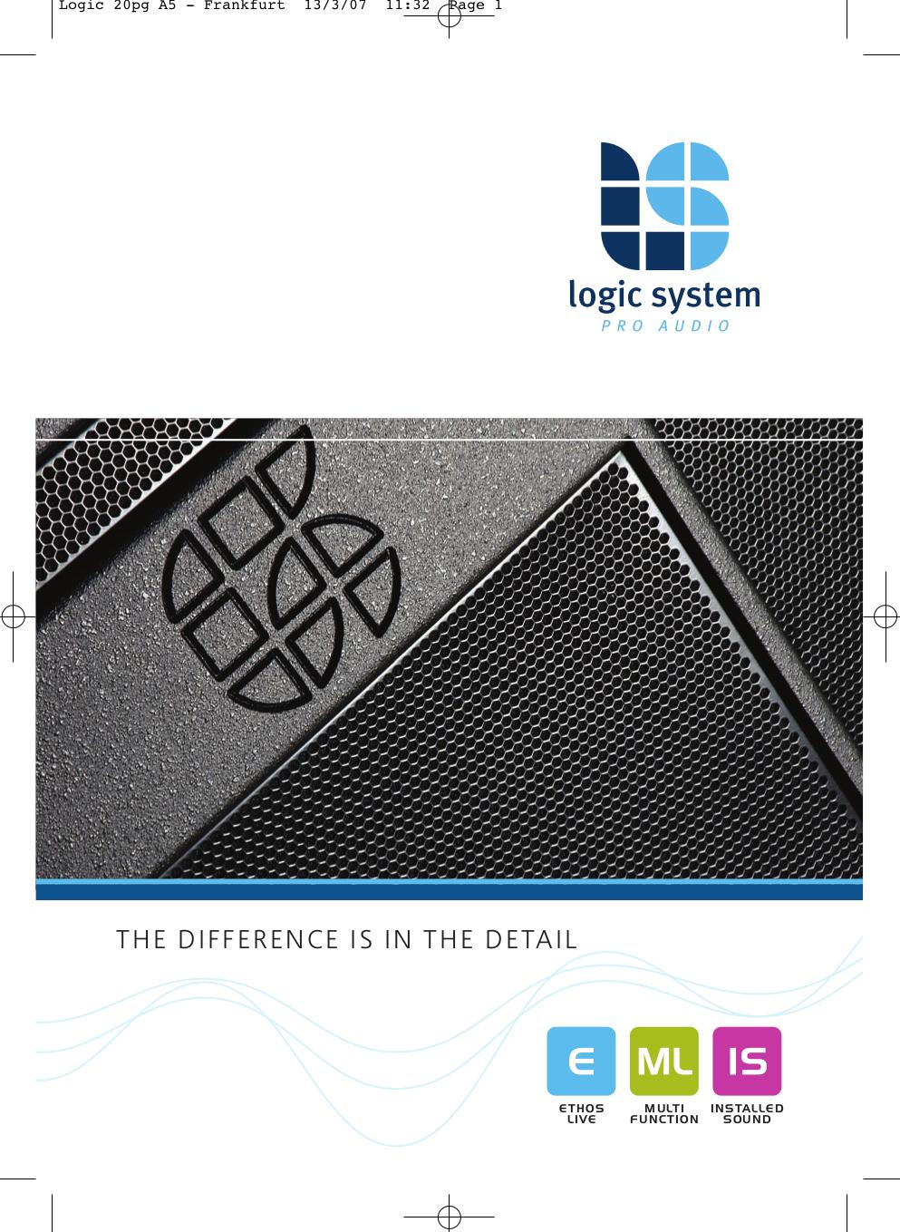 pdf for OEM Speaker A-505 manual