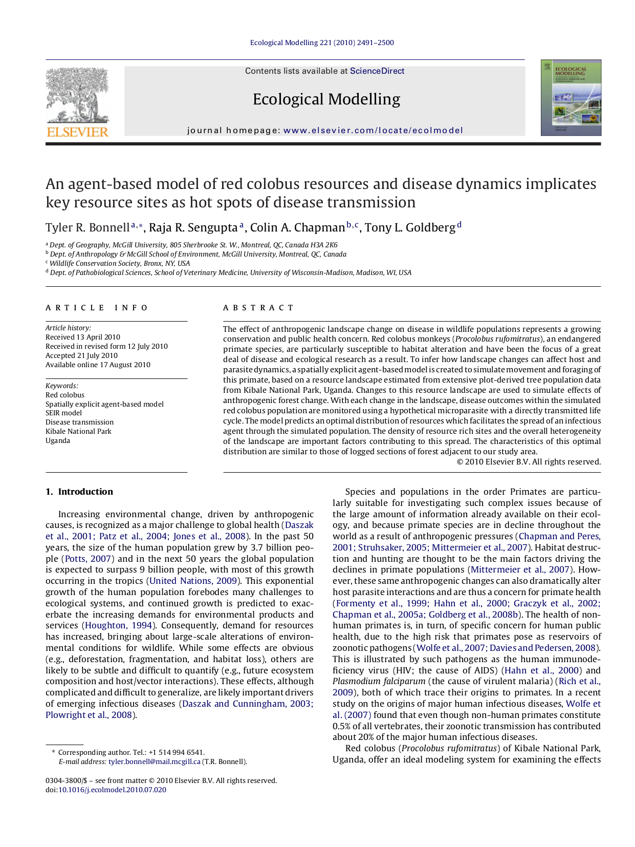 non human primate conservation effects on both Home » comparative medicine » programs » vertebrate models helping to promote the conservation of primate services available for both rrrc and non.