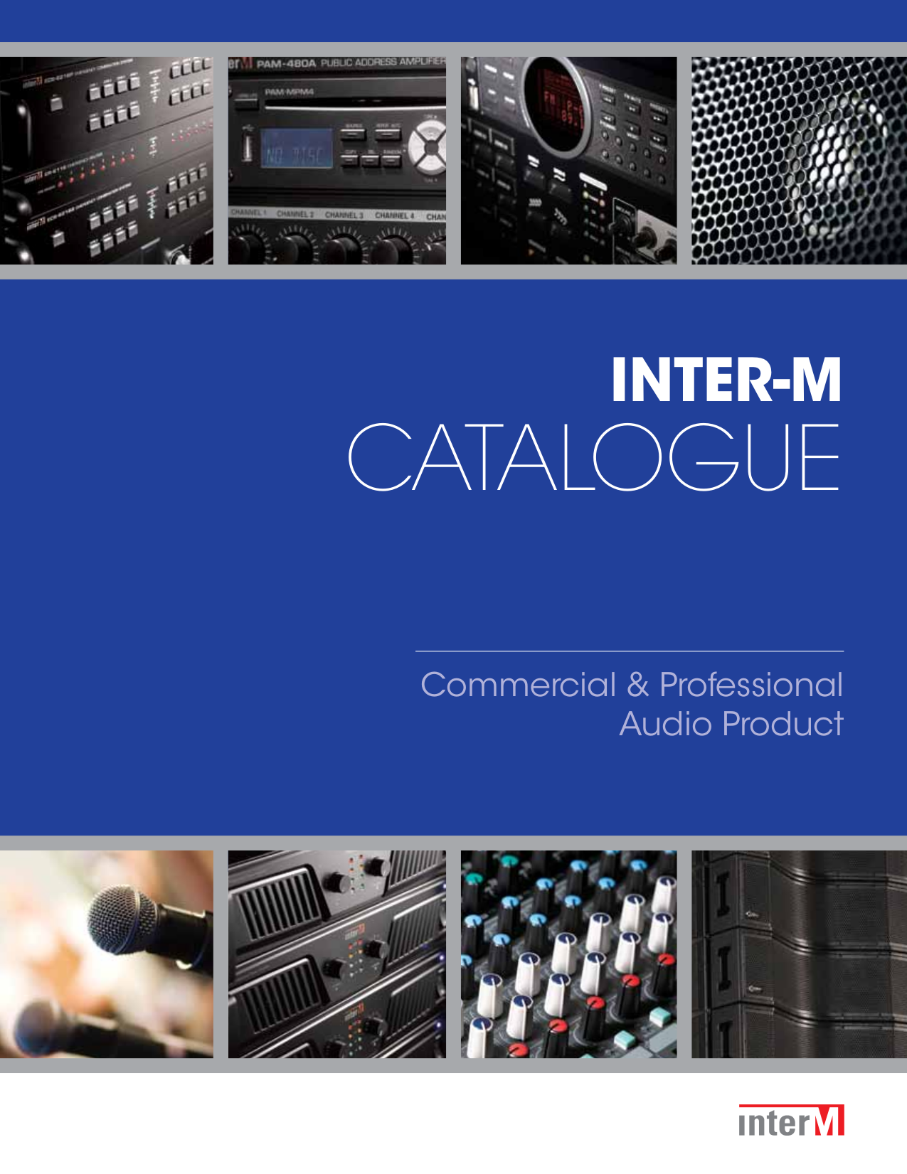 Download free pdf for Inter-m PAM-T Mixer-Amps Combo Other