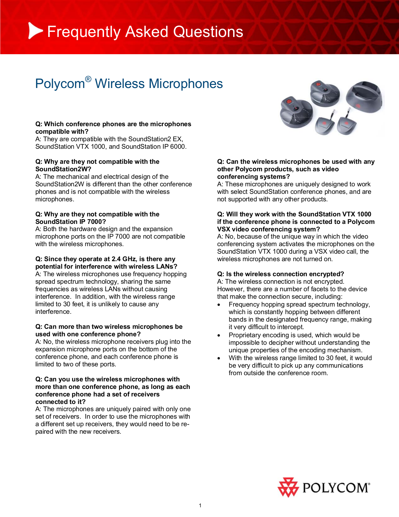 polycom soundstation 2 instruction manual