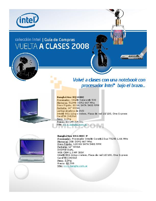 pdf for HP Laptop Pavilion DV2621 manual