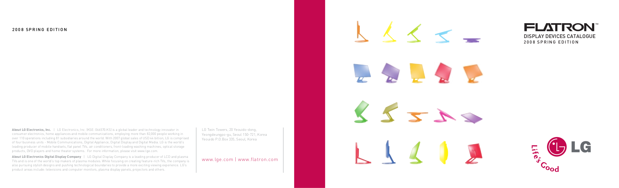 pdf for LG Monitor W2452T manual