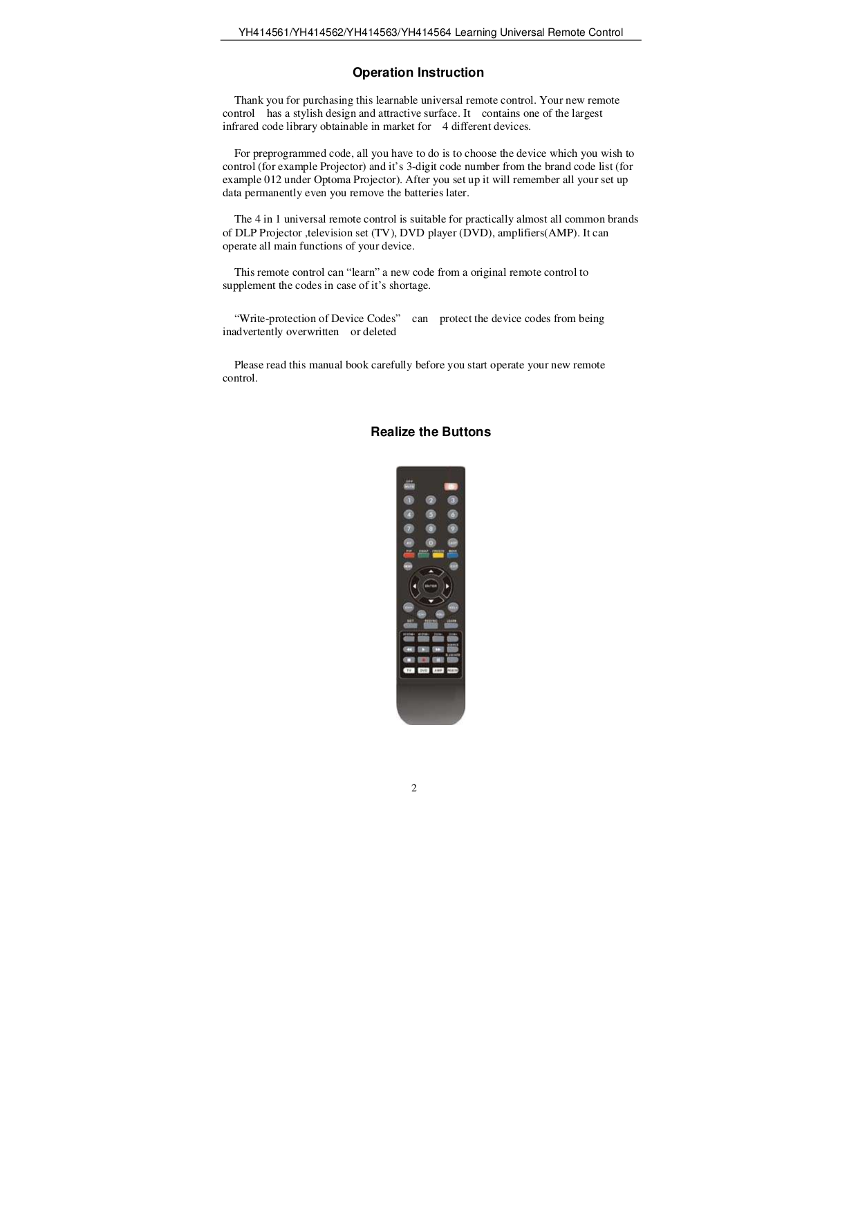 Optoma Projector HD81-LV pdf page preview