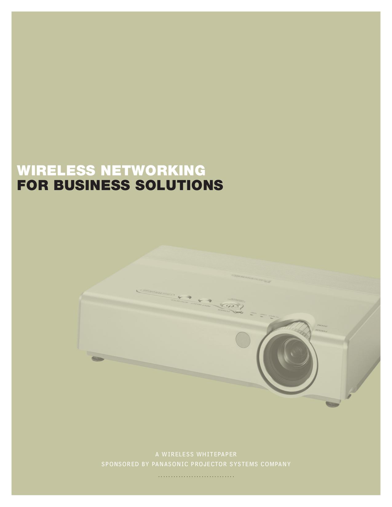 pdf for Panasonic Projector PT-LB50NTU manual