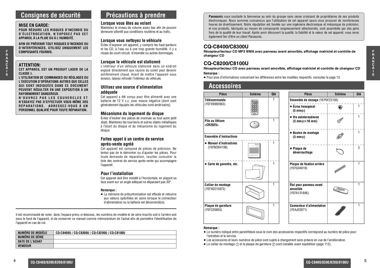 pdf manual for panasonic car receiver cq c8400u on GE Microwave Oven Wiring Diagram CB Radio Mic Wiring Diagrams for panasonic car receiver cq c8400u pdf page preview