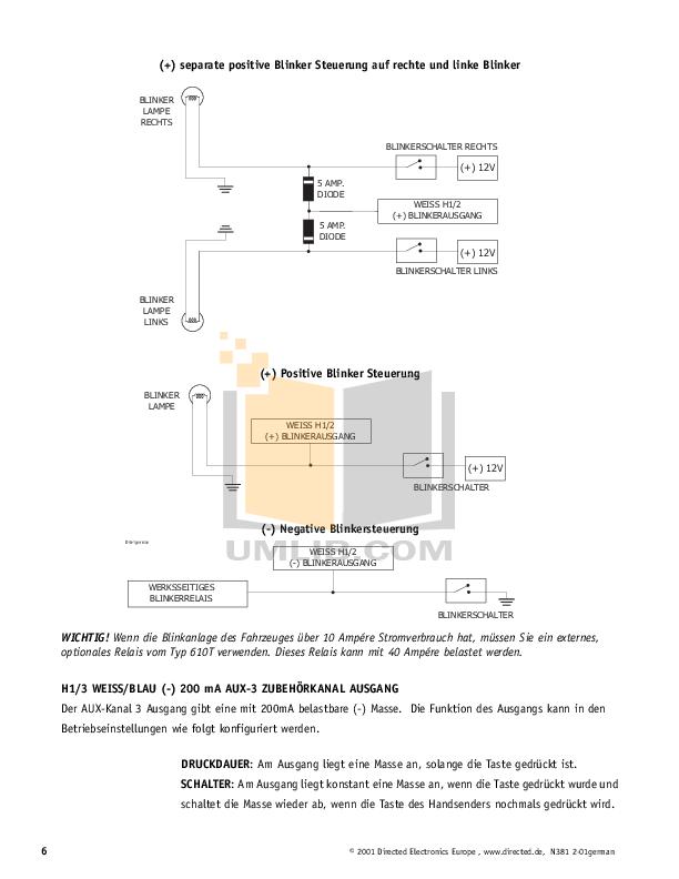 pdf manual for dei other viper 800esp car alarms rh umlib com ESP Viper 300M ESP LTD Viper 330
