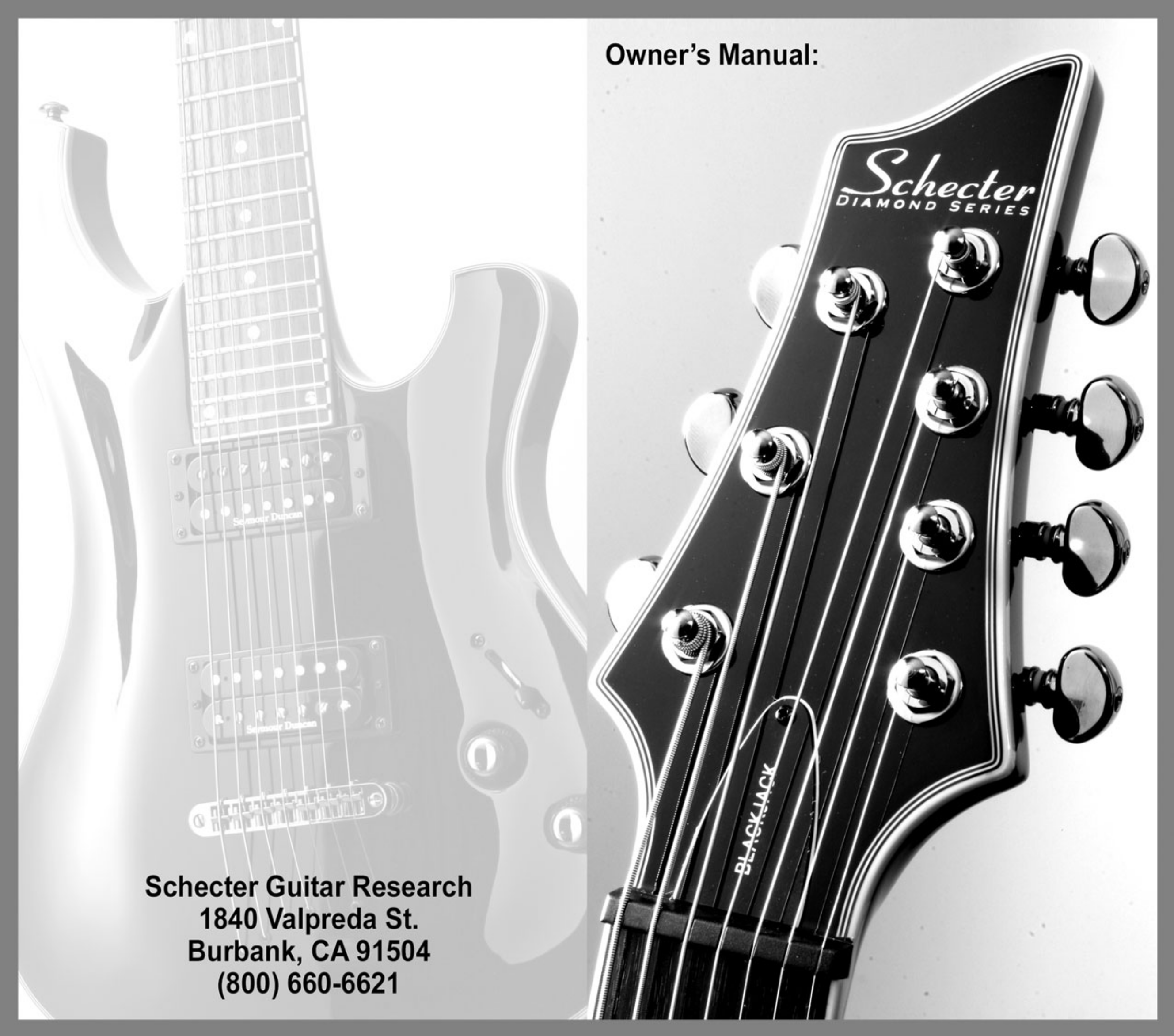 Download Free Pdf For Schecter Damien 6 Fr Guitar Manual