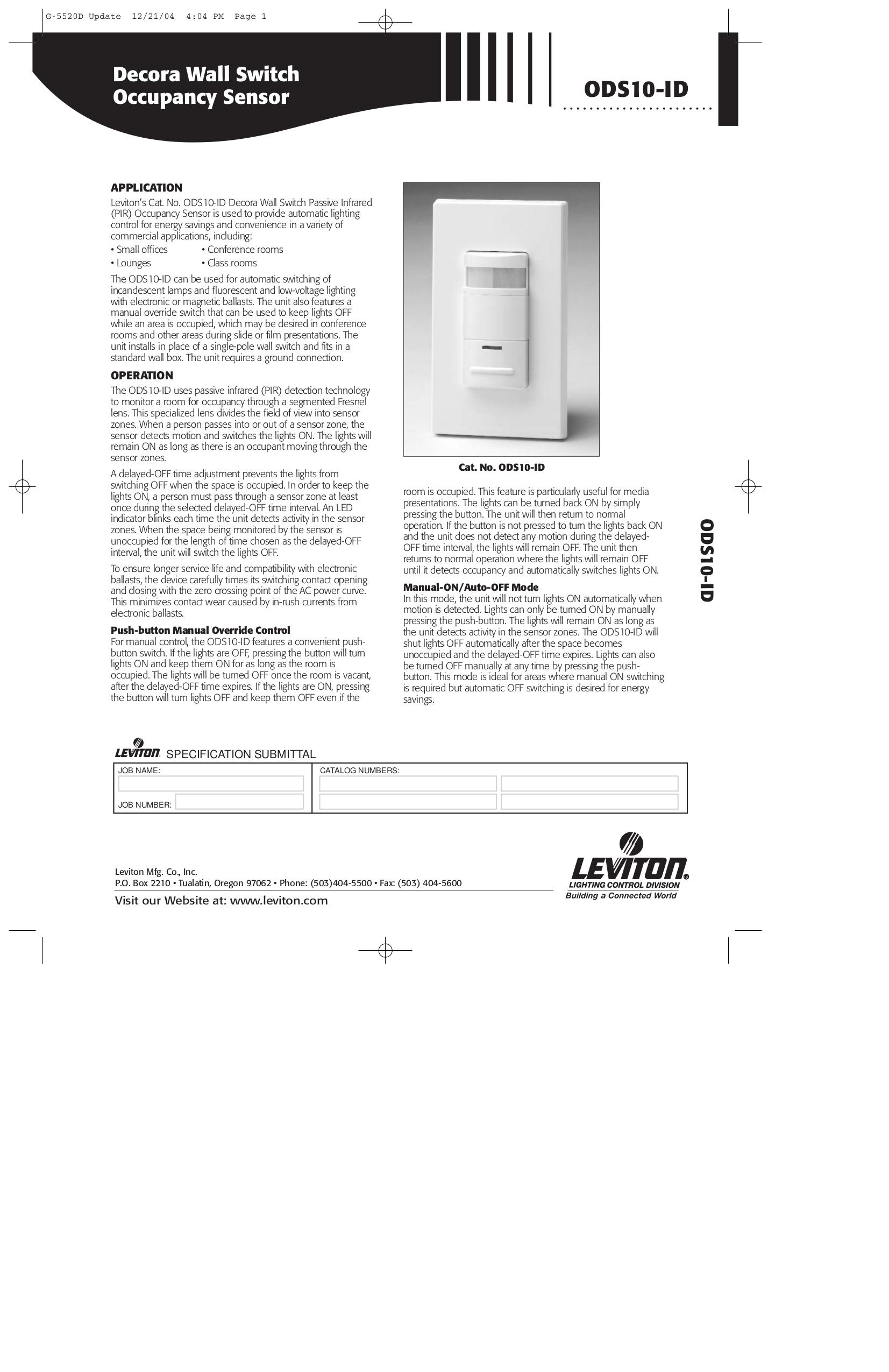 Comfortable Leviton Lighting Controls Manual Images - Simple Wiring ...