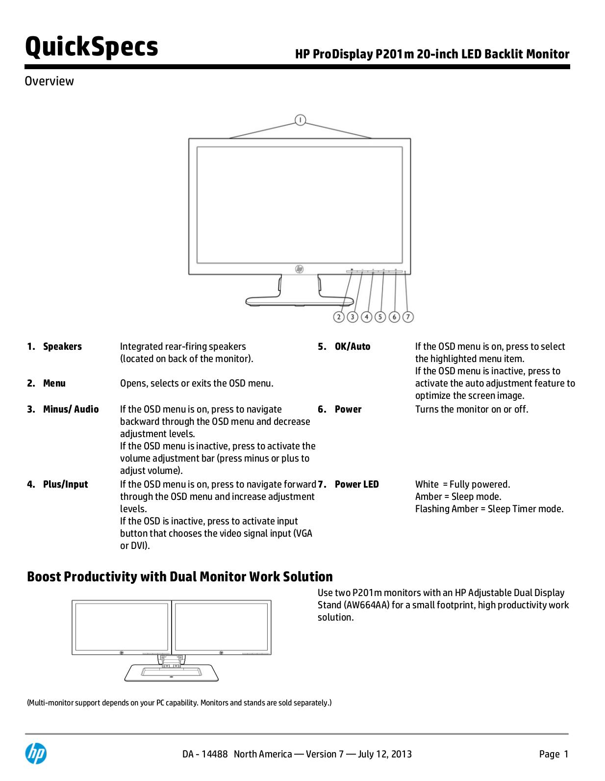 pdf for OEM Speaker A-606 manual