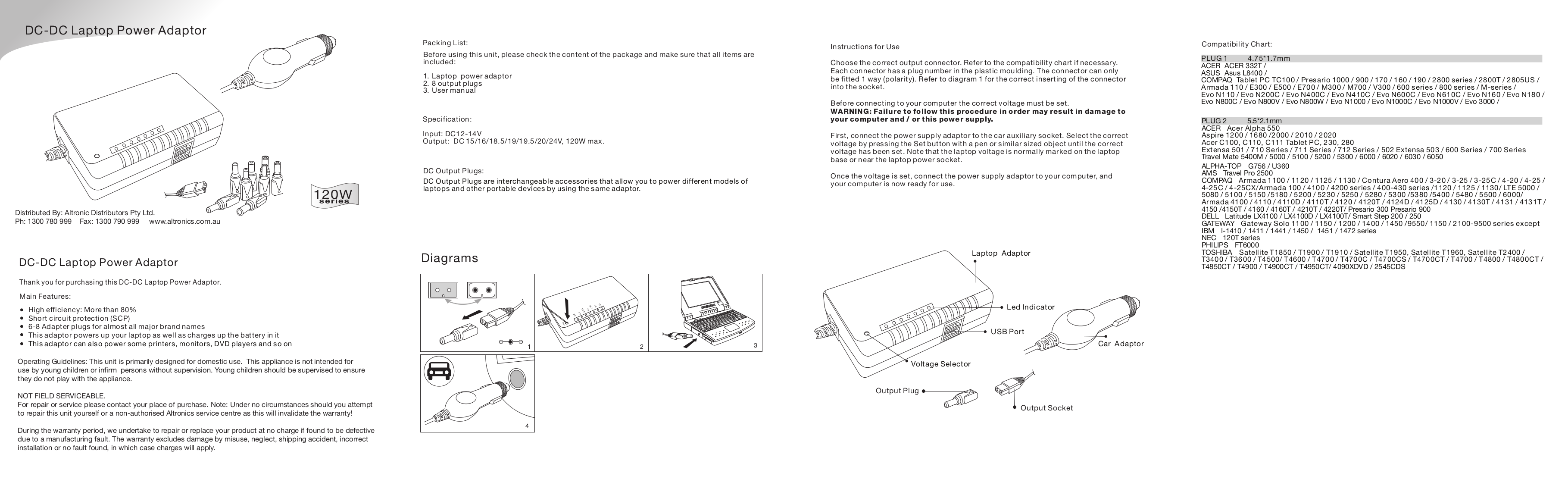 pdf for HP Laptop Pavilion ZT1182 manual