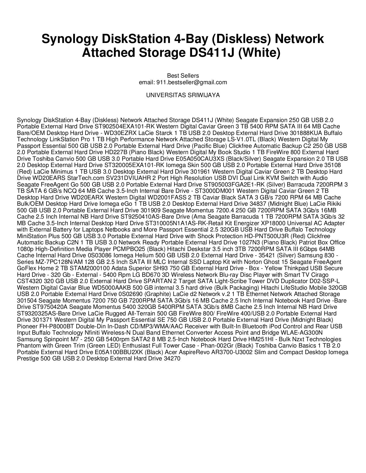pdf for LaCie Storage 301888KUA manual