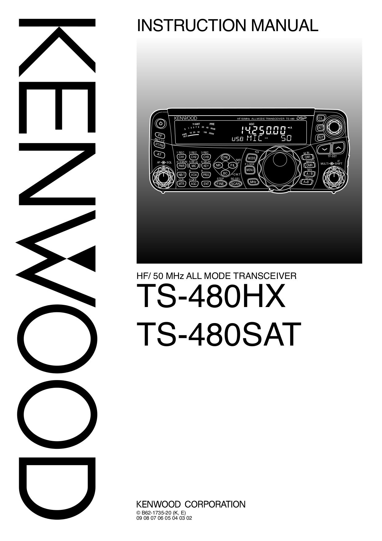Download free pdf for Kenwood SS-79 Receiver manual