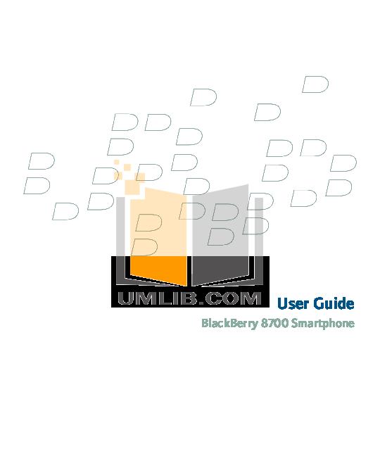 manual blackberry 8700 tmobile