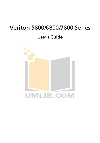 pdf for Acer Desktop Veriton 5800 manual
