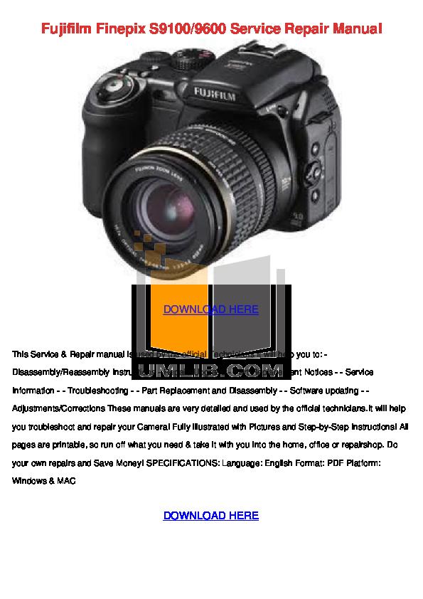 download free pdf for fujifilm finepix s8100fd digital camera manual rh umlib com fuji finepix s8100fd manual Fuji FinePix S1