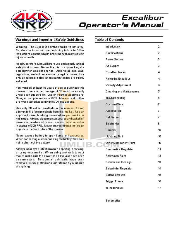 pdf for Excalibur Game Console 375V manual