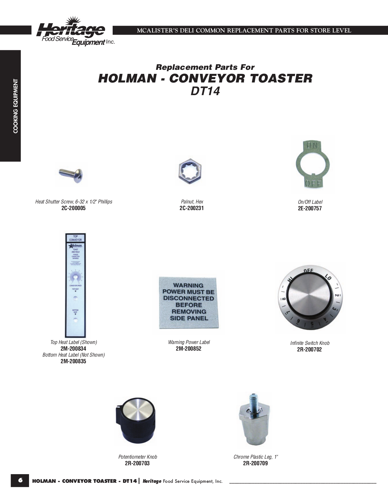 Vulcan Oven VC44GD pdf page preview