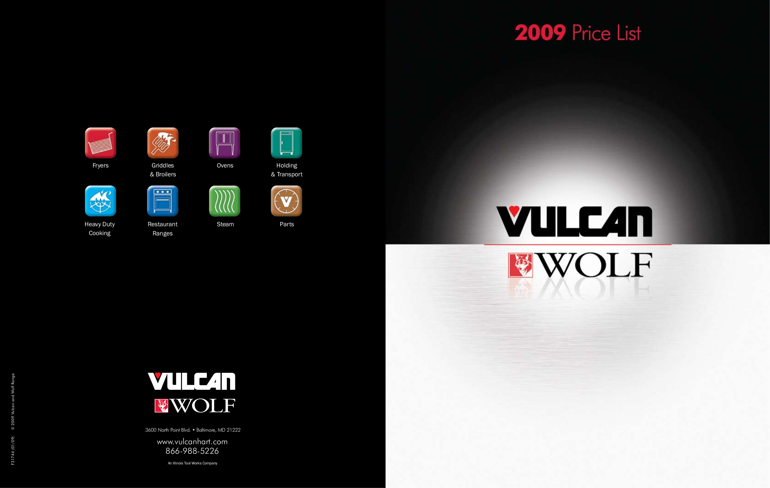 Vulcan Oven VC66GD pdf page preview