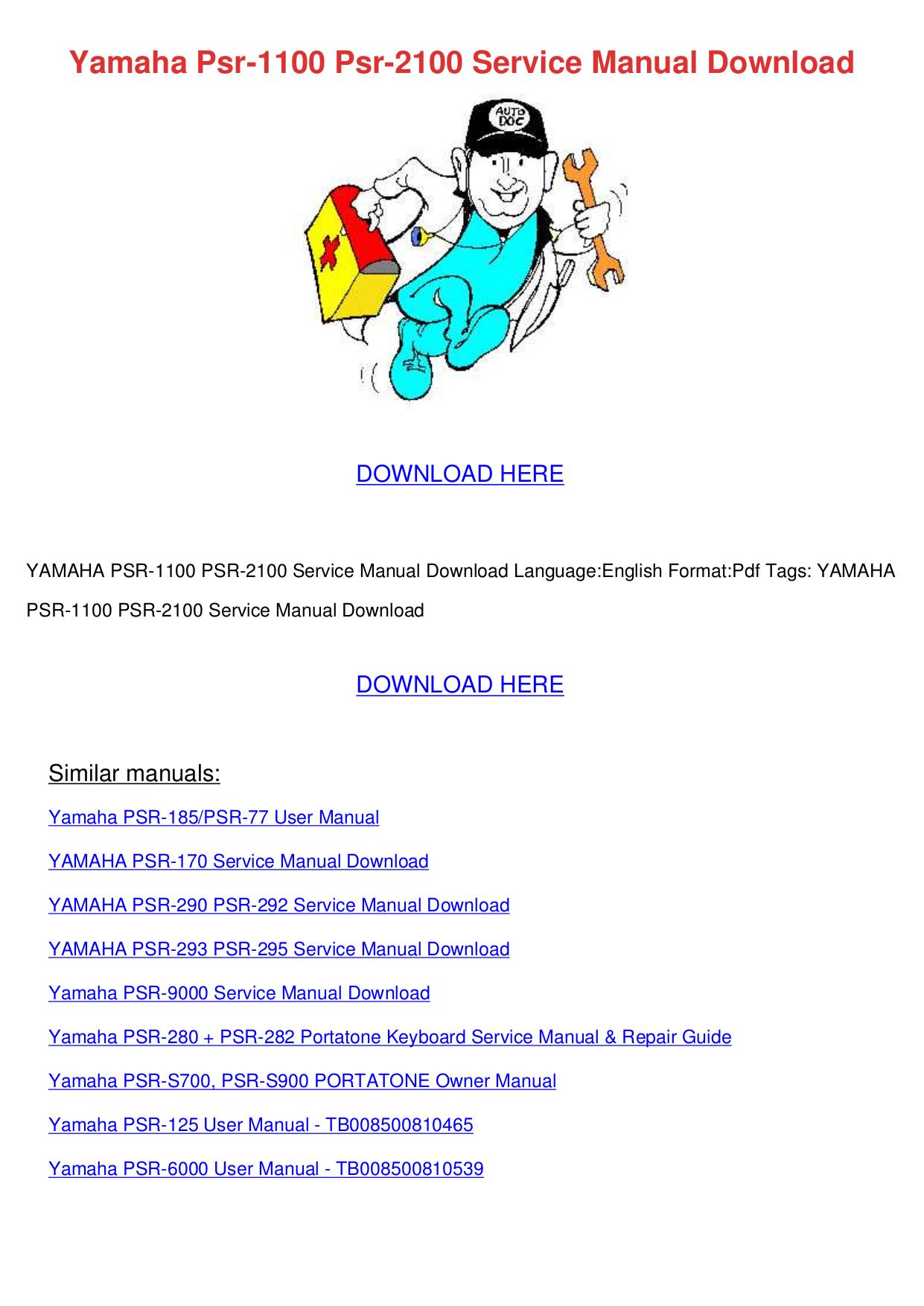 Yamaha psr-292 average used price audiofanzine.