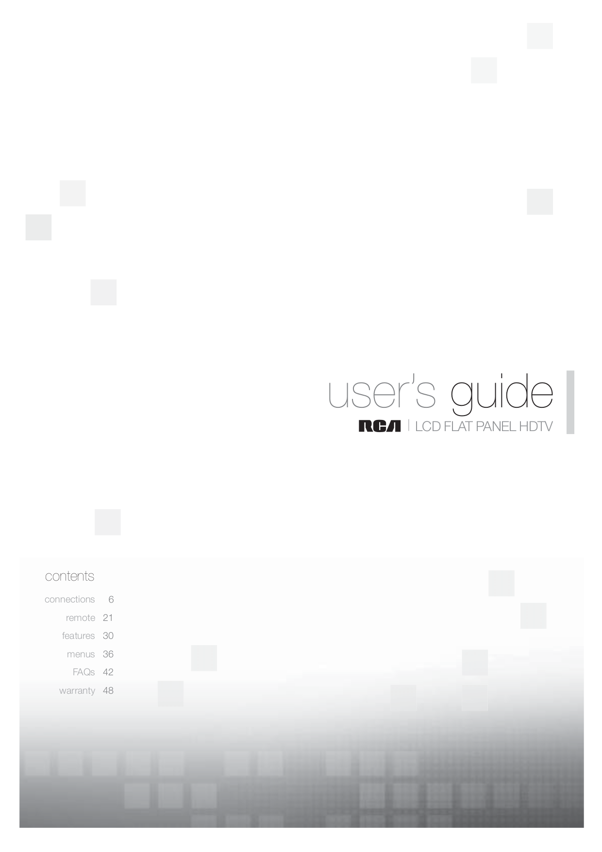 download free pdf for rca l42fhd37 tv manual. Black Bedroom Furniture Sets. Home Design Ideas