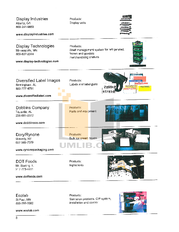 Cecilware Other HDPS-12 Slicers pdf page preview