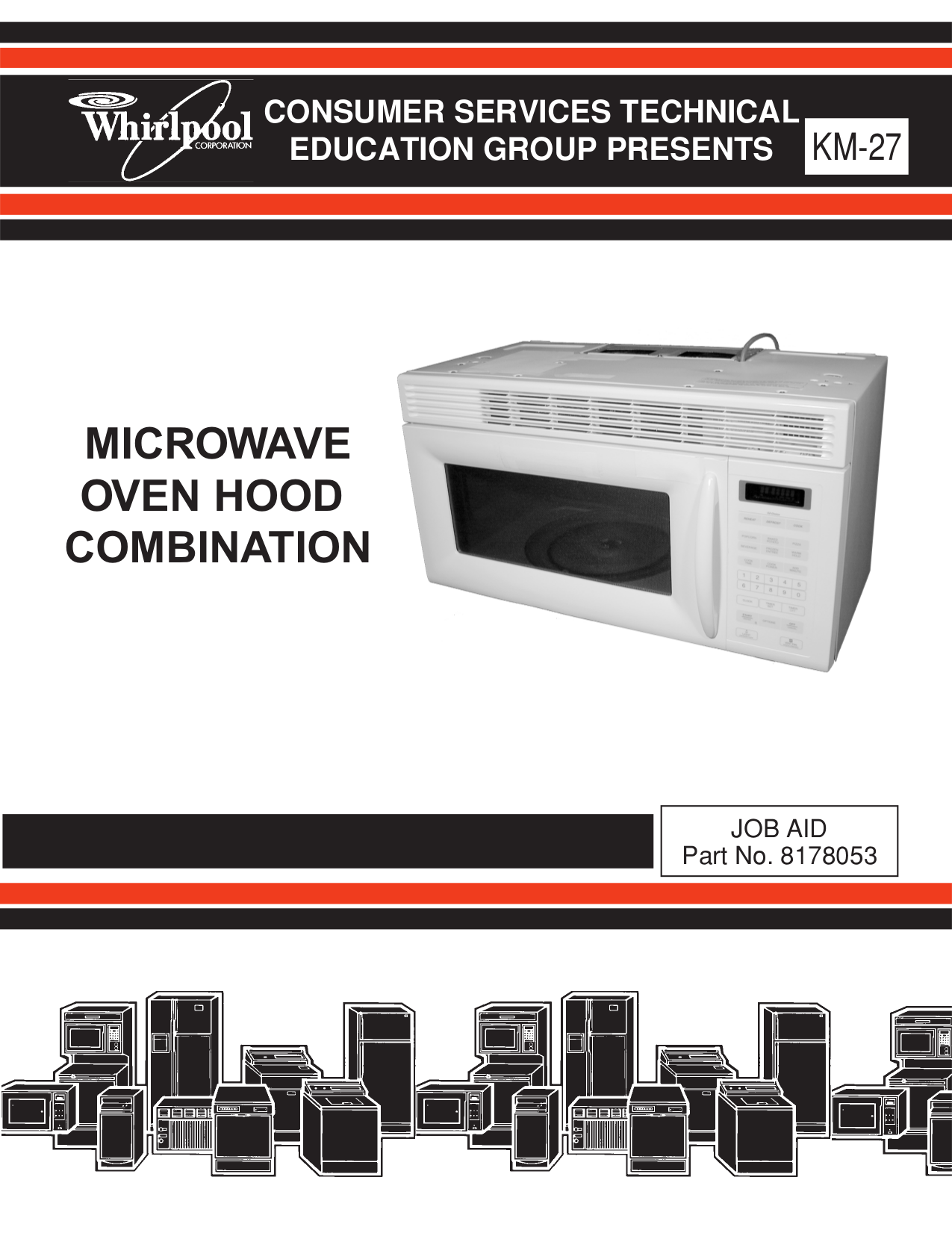 pdf for Whirlpool Microwave MH1160XSS manual