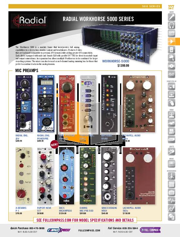 pdf for Anchor Speaker AN-130U1BK manual