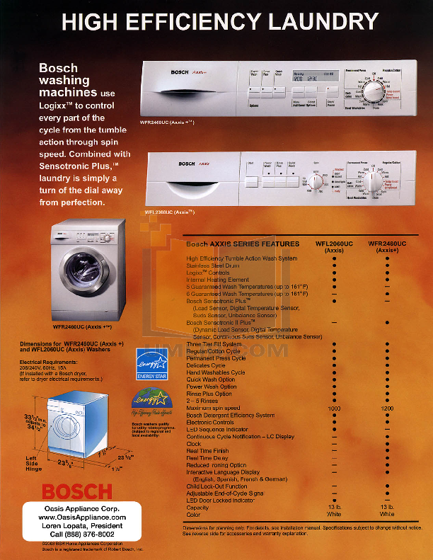 download free pdf for bosch axxis wta3510uc dryer manual rh umlib com Bosch Axxis Dryer Manual Bosch Dryer Repair Manual