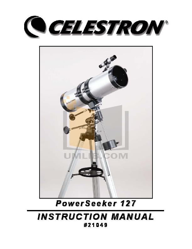 Review: celestron 127 eq powerseeker telescope telescope observer.