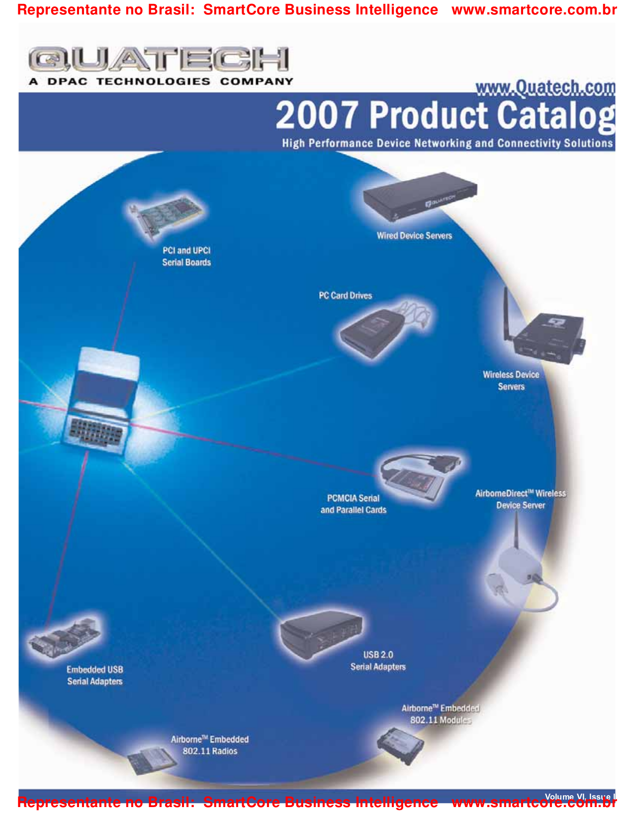 pdf for Quatech Other QSE-100M Servers manual