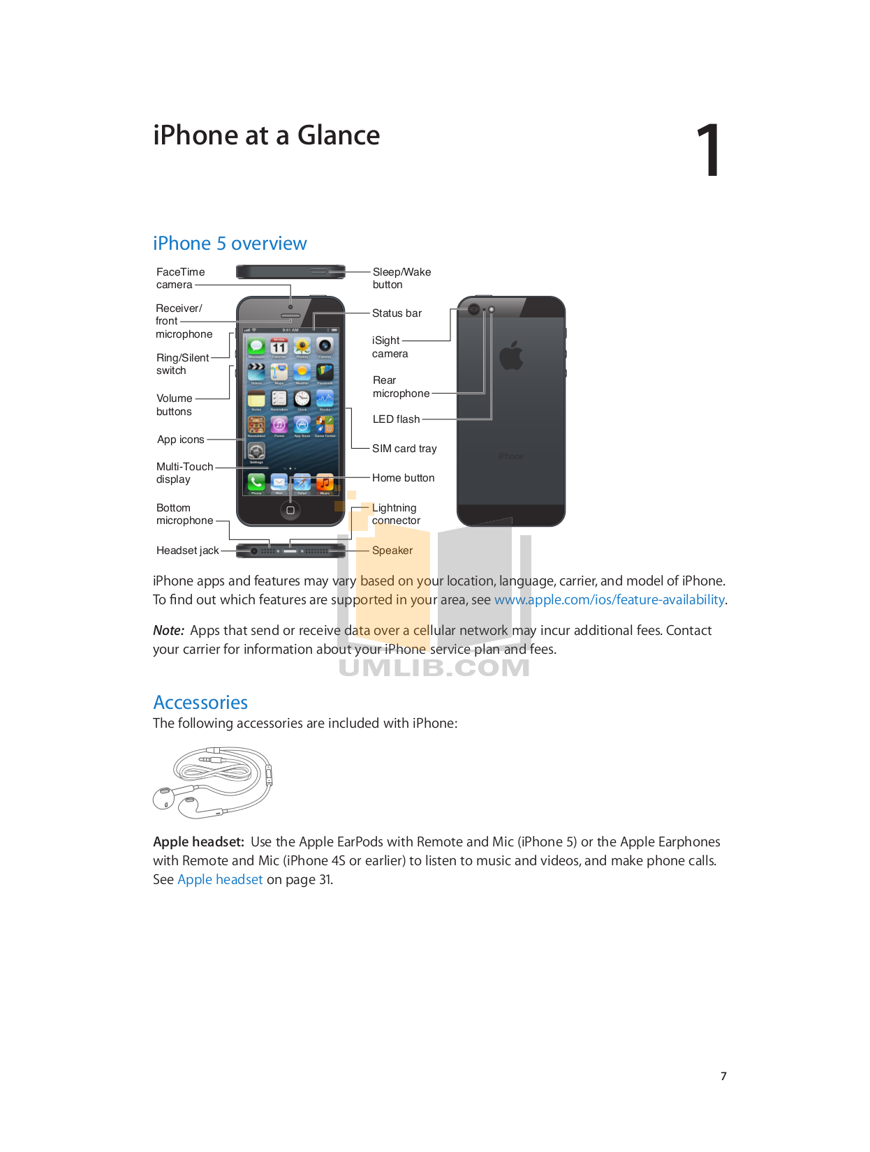 Location iphone pdf