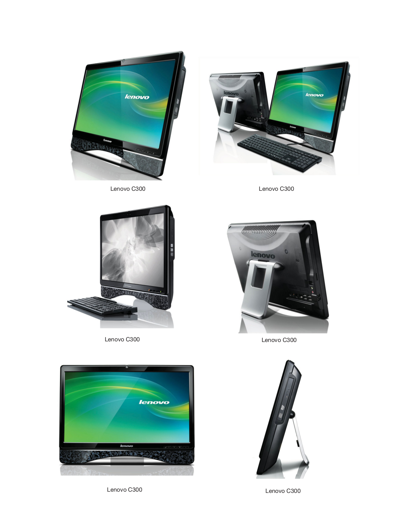 pdf for Lenovo Desktop 3000 H210 5355 manual