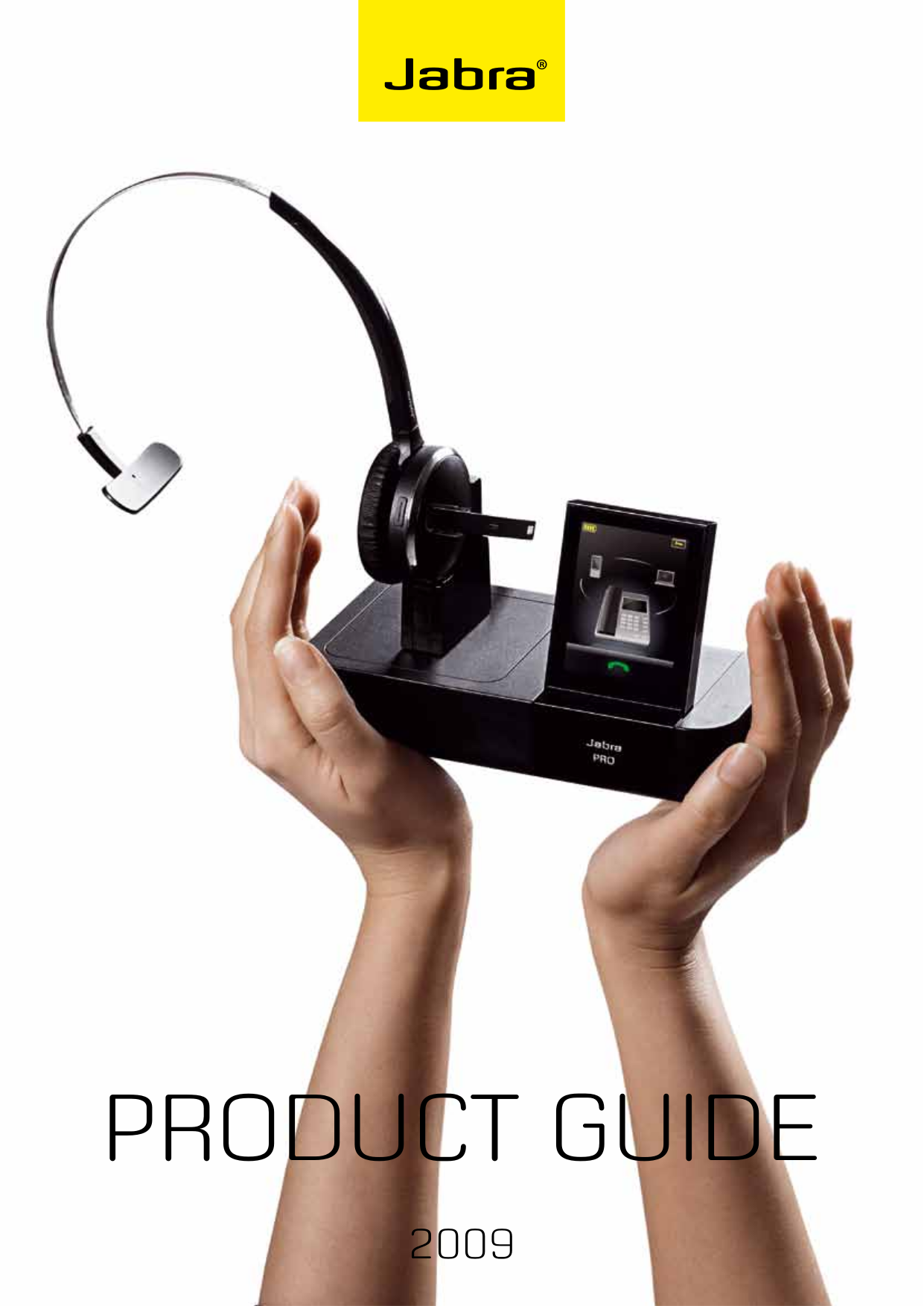Download free pdf for Jabra GN 9330 Headset manual