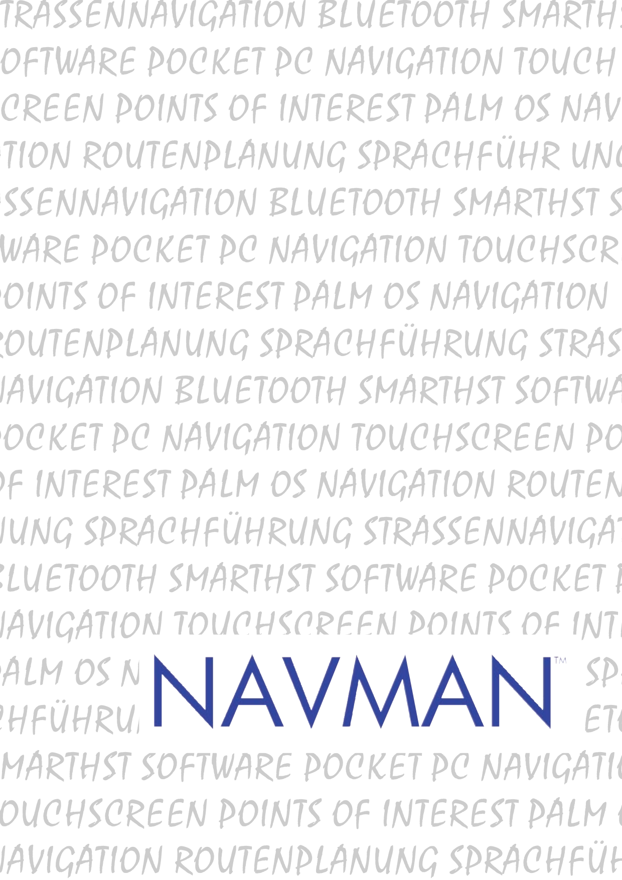 pdf for Navman GPS GPS4470 manual