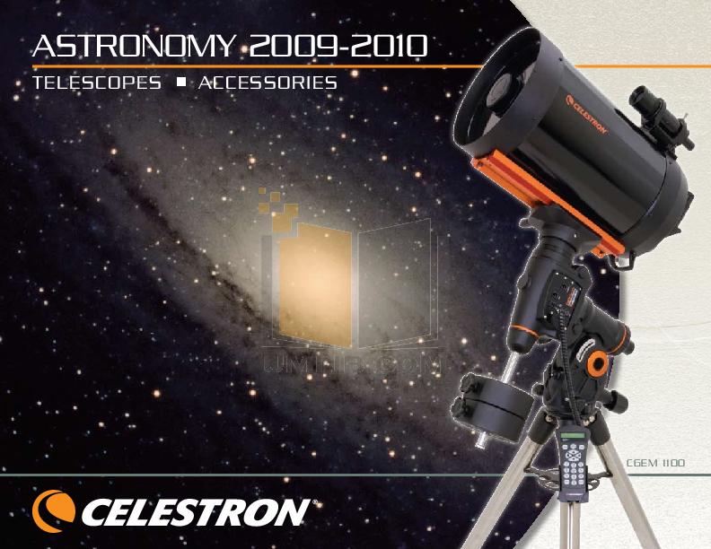 Pdf manual for celestron telescope astromaster az