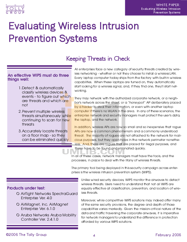 intrusion and prevention essay Ccna security: network based vs host based intrusion detection & prevention basically intrusion detection and prevention systems can be deployed in two places namely.