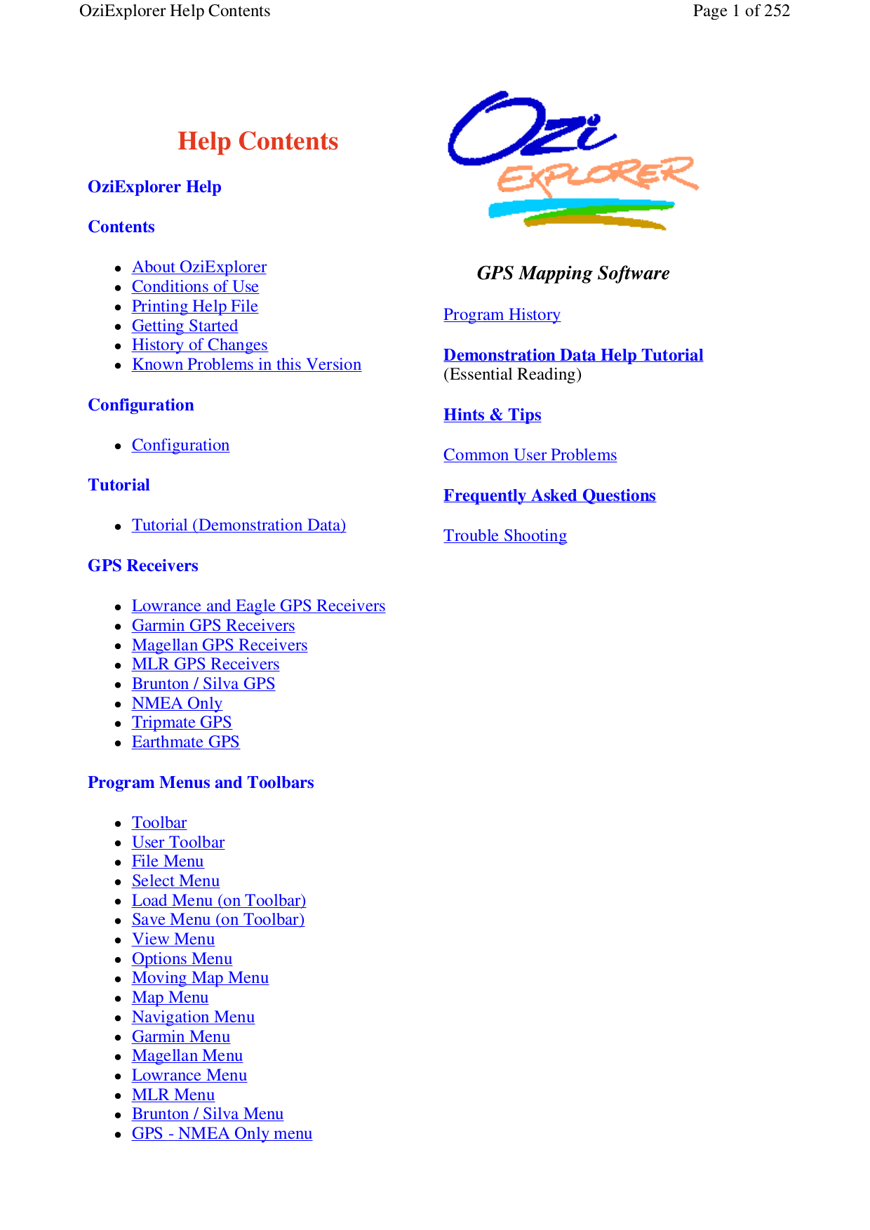 pdf for Lowrance GPS iFINDER Expedition C manual